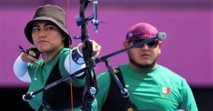 Alejandra Valencia y Luis Álvarez logran el bronce en equipo mixto de los Juegos Olímpicos de Tokio 2021 1