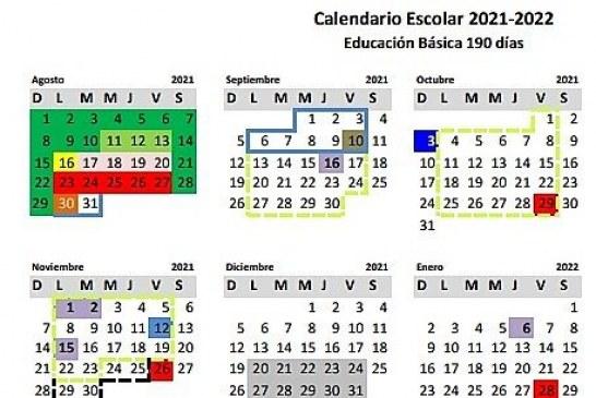 Aprueba la SEP Calendario Escolar de 190 días para Sinaloa