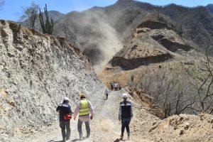 Avances Carretera San Ignacio Tayoltita Julio de 2021 (2)