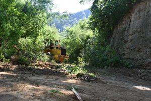 Avances Carretera San Ignacio Tayoltita Julio de 2021 (3)