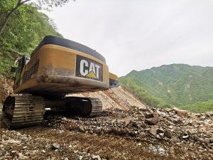 Avances Carretera San Ignacio Tayoltita Julio de 2021 (6)