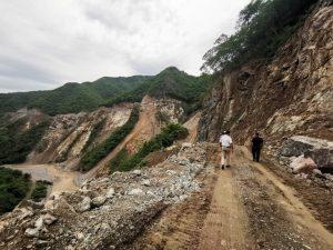 Avances Carretera San Ignacio Tayoltita Julio de 2021 (7)