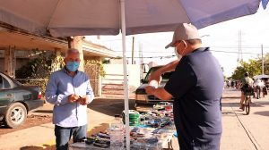 Coepriss brinda capacitación a los tianguis de Culiacán para prevenir el COVID-19 2021 1