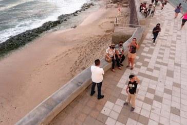 Con drones, se refuerzan acciones de concientización y prevención en zonas turísticas de Mazatlán: PC
