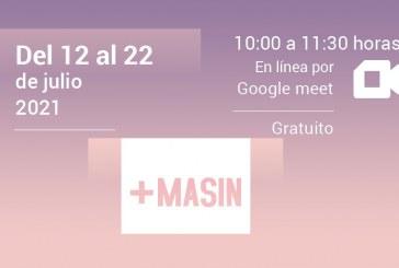"""El lunes 12 inicia el Taller de Verano Infantil """"¡Mapas a la creación!"""", del MASIN"""