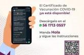 En Mazatlán se pedirán certificados de vacunación primero a los locales y luego a los turistas