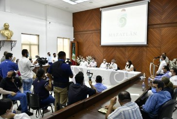 Endurecen en Mazatlán aplicación de medidas y protocolos de salud contra el Covid-19