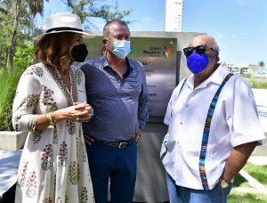 Entrega Parque Central al Ayuntamiento de Mazatlán pro el Esatdo de Sinaloa Julio de 2021 1