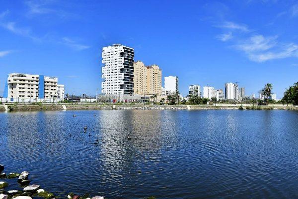 Entrega Parque Central al Ayuntamiento de Mazatlán pro el Esatdo de Sinaloa Julio de 2021 2