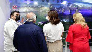 Fue Inaugurada la Segunda Etapa del Pingüinario Maztalán 2021 2