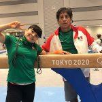La gimnasta mexicana Alexa Moreno pasa a finales de Salta de Potro en Tokio 2021