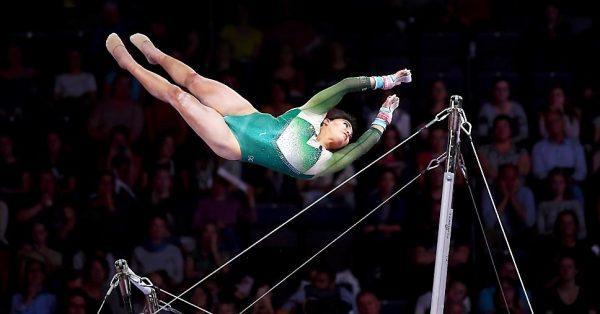 La gimnasta mexicana Alexa Moreno pasa a finales de Salta de Potro en Tokio 2021 (1)