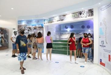 Mantiene Acuario Mazatlán medidas sanitarias