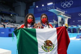 México con nueva medalla, ! Los clavados mantienen la tradición ganadora