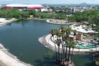 Parque Central de Mazatlán: proyecto que avanza… pero no en todas sus áreas