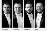 """Percusionistas de la OSSLA, este jueves 15 en la Temporada """"Virtuosos y Virtuales"""""""