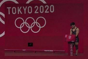 Pesista Jorge Cárdenas firma destacada actuación en halterofilia de Tokio 2020