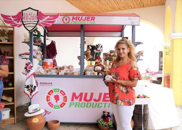 Ponen en marcha carreta para la venta de productos regionales en Cosalá 2021 2