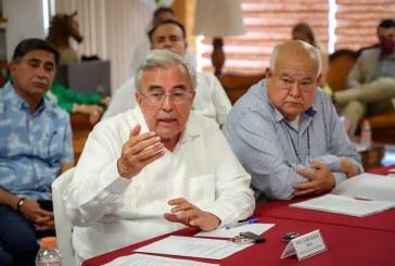 Propone Rocha Moya agenda que impulse el desarrollo agropecuario y turístico en estados del noroeste
