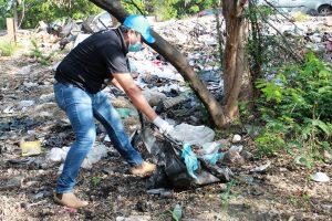 Realizan IMJU y Ecología Municipal campaña Basura Challenge en El Infiernillo Mazatlán 2021 4