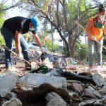 """Realizan IMJU y Ecología Municipal campaña """"Basura Challenge"""" en El Infiernillo"""