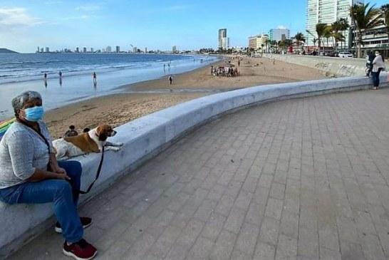 Se suma Alcalde de Mazatlán a operativo Covid en zona turística