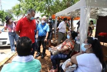 Vacunación, clave para frenar contagios: Quirino