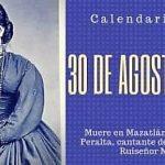 ¿Quién fue Ángela Peralta?