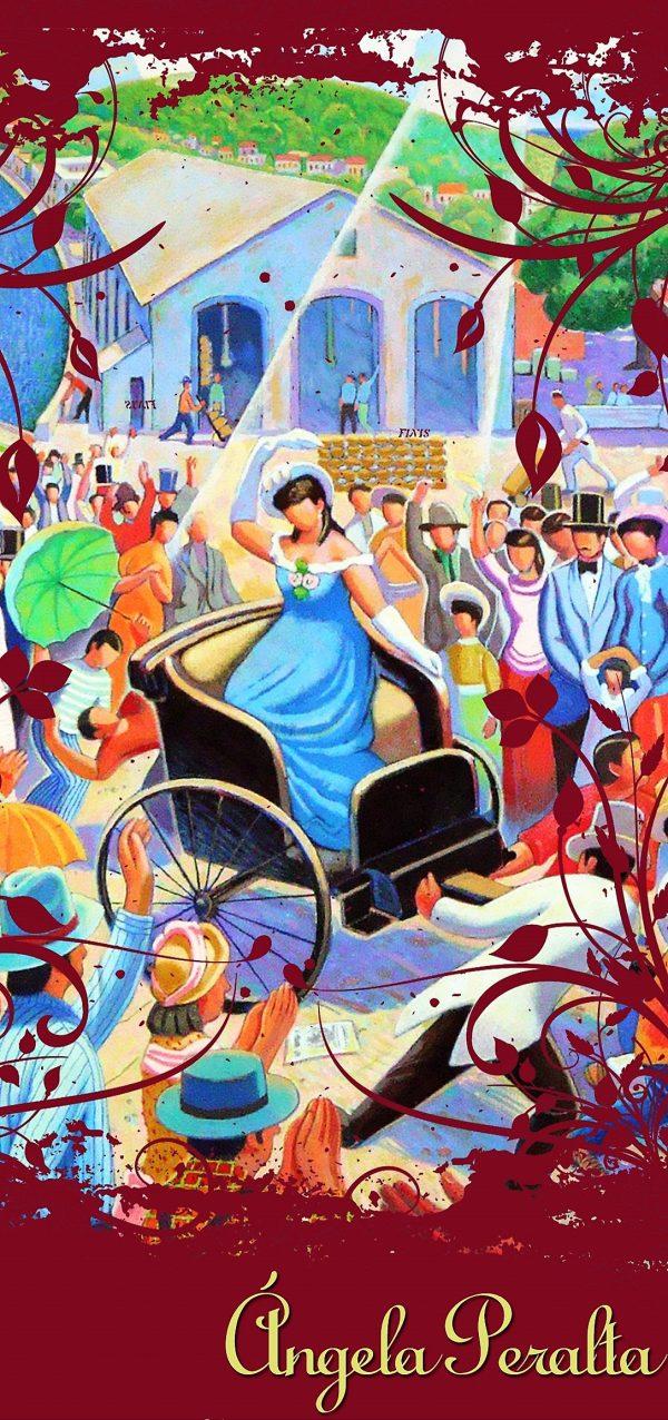 Ángela Peralta Aniversario Luctuoso 2021 Mazatlán Interactivo 3