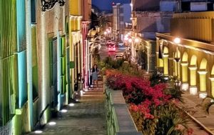 Caminando de Día y de Noche por el Rebaje DE Mazatlán Zona Trópico Sinaloa México 2021 1