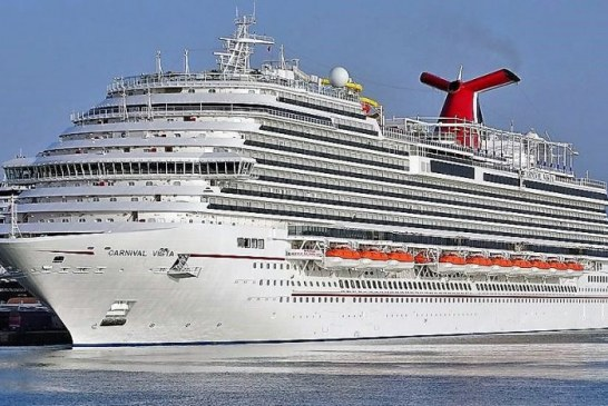 Reportan en Belice casos de Covid – 19 a bordo del Crucero Carnival Vista