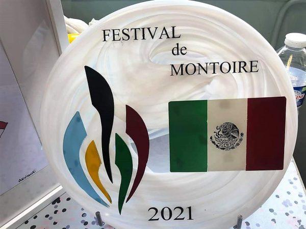 Compañía Folclórica el Mazatleco en el 48 Festival de Montoire, Francia, activa la esperanza de que la Cultura vuelva a la normalidad 2021 3