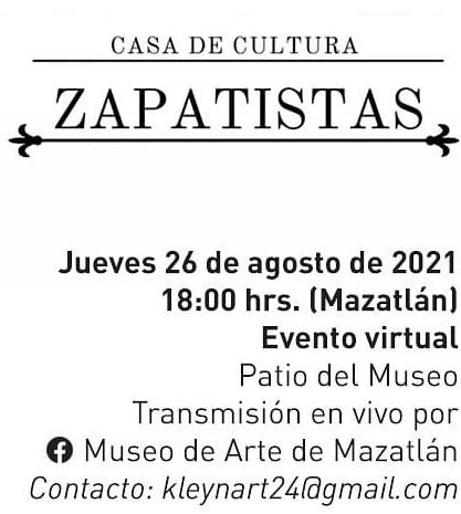 El Vanguardismo y sus Expresiones en Mazatlán 2021 1