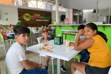 Fundación MaxSilva A.C promueve la sana alimentación entre la niñez de Mazatlán