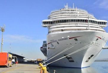 Inaugurará Carnival Panorama la temporada de cruceros en Mazatlán