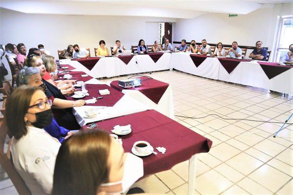 Javier Lizárraga Mercado SEDECO Reunión EVyM Guamúchil Agosto 2021 3