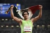 José Chessani tiene gran carrera y da quinto oro en Tokio 2020