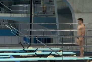 Pacheco y Olvera avanzan a semifinal de trampolín 3 metros dentro del top 10
