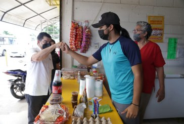 """Ponen en marcha carreta de venta de productos regionales del programa """"Mujeres por Sinaloa"""""""