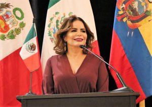 Recibe Gabriela Peña Chico Premio Internacional Tonantizin 2021 2