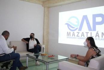 SEDESU y OAP trabajan para colocar a Mazatlán en el primer lugar estatal en playas certificadas