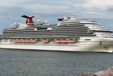 """Mazatlán se Prepara para el segundo arribo del Crucero """"Carnival Panorama"""""""