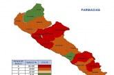 Sinaloa cuenta con el Mapa Estatal de Riesgos Sanitarios: Coepriss+