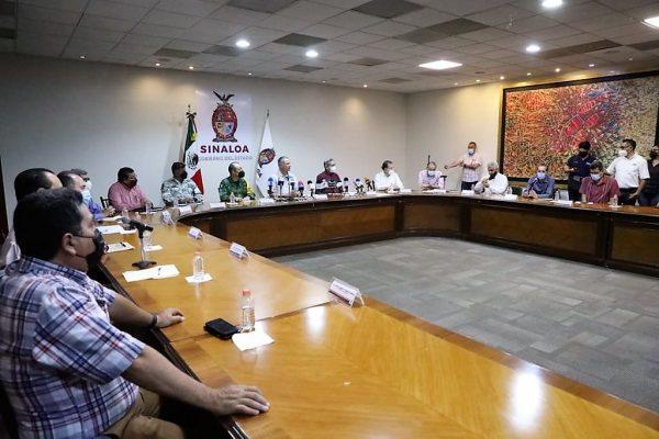 Solicita Quirino Ordaz ahora Declaración de Zona de Desastre para Sinaloa 2021 2