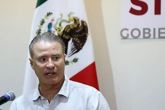 Solicita Quirino Ordaz ahora Declaración de Zona de Desastre para Sinaloa
