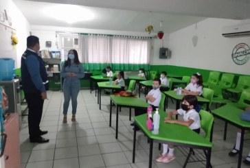 Coepriss Realiza Verificación Sanitaria En Las Escuelas En La Apertura Del Ciclo Escolar 2021 2022 ( 1)