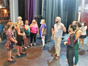 Comunidad Extranjera y Medios de Comunicación viven la intensidad del entrenamiento de la Compañía de Danza de Mazatlán 2021 1