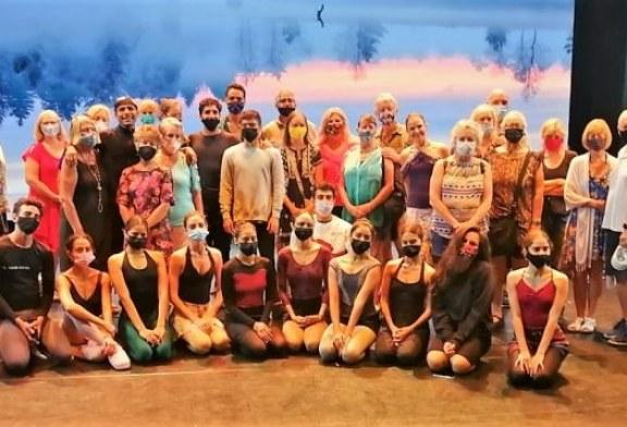 Comunidad Extranjera y Medios de Comunicación viven la intensidad del entrenamiento de la Compañía de Danza de Mazatlán