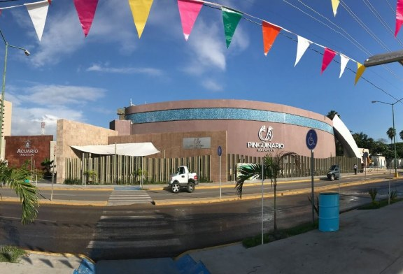 Celebra con Acuario Mazatlán su 41 aniversario