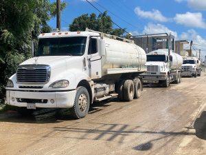 Considera JUMAPAM para que este lunes (5 de septiembre) se restablezca el suministro de agua en Mazatlán 2021 1